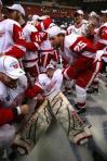 图文-底特律红翼队获NHL总冠军我们是最强的球队