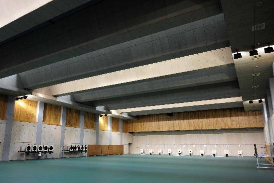 图文-奥运场馆巡礼北京射击馆 舒适健康的室内环境