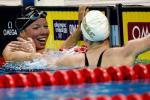 图文-美国奥运游泳选拔赛第2日 美国双娇齐格勒霍夫