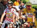 图文-环法自行车赛结束第11赛段焦点人物受关注