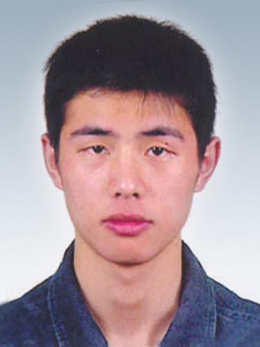 图文-北京奥运会中国代表团成立拳击队队员胡青