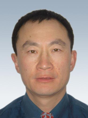 图文-北京奥运会中国代表团成立 马术队队员黄祖平
