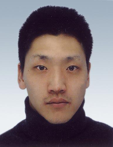 图文-北京奥运会中国代表团成立 马术队队员赵志文