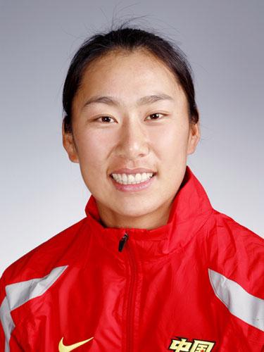 图文-北京奥运会中国代表团成立 赛艇队队员唐宾