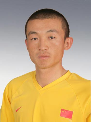 图文-北京奥运会中国代表团成立 自行车队员张亮