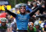 图文-2008环法各赛段冠军一览第8赛段卡文迪什