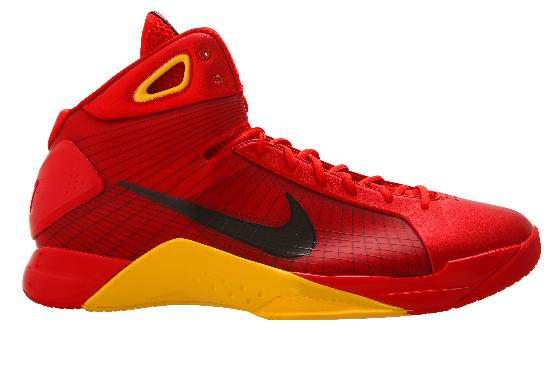 图文-中国体育代表团运动员服饰概览 篮球选手球鞋