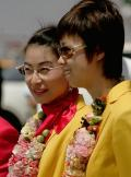 中国63北京奥运冠军抵港
