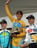图文-环西班牙自行车赛落幕康塔德最终夺冠