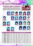图文-08-09赛季女排联赛参赛队南京军区女排