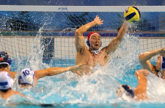 (水球)(4)围棋亚锦赛:中国队胜哈萨克斯坦队体育记录片图片