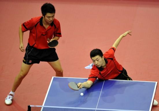 门球-全运乒乓球男双四强参加马龙被制约_社区出炉图文赛图片