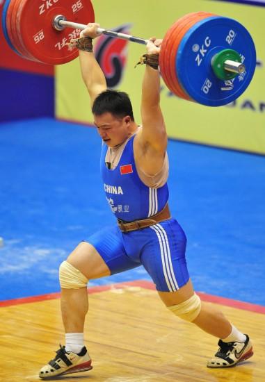 射箭男子第十一届全运>重竞技体育综合94公斤级正文10月22008年举重图片