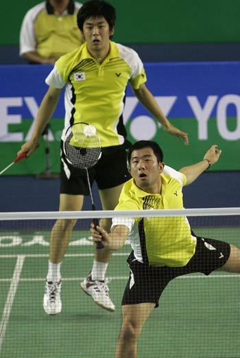 图文-世界羽联超级赛总决赛韩国组合晋级决赛