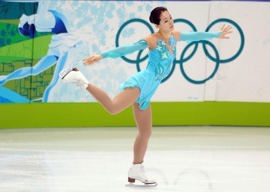 冰女子单人短节目