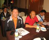 印尼队出席会议