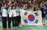 韩国打破无冠历史