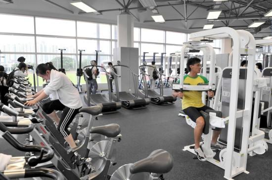 体能锻炼方法图解