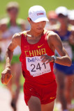 中国选手蔡泽林