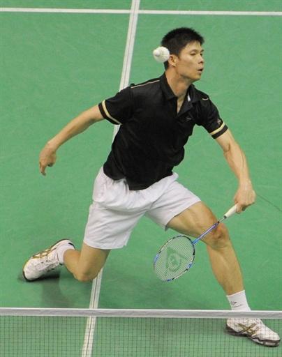 图文-羽毛球世锦赛第2日男单赛况黄综翰顺利晋级