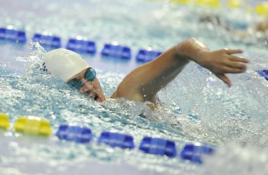 图文-现代五项世锦赛第4日赛况捷克选手迪安诺娃