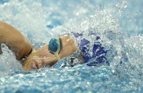 图文-现代五项世锦赛第4日赛况埃及选手迈达尼