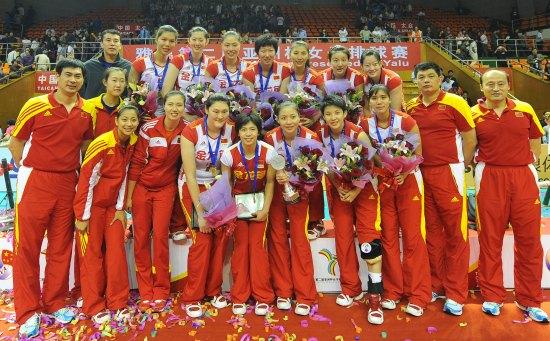 2010年第二届亚洲杯赛