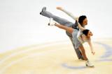 图文-庞清/佟健亮相2010中国杯世界花样滑冰大奖赛