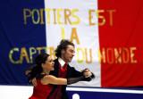 法国组合现场人气旺
