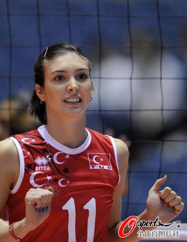 图文 女排世锦赛土耳其3