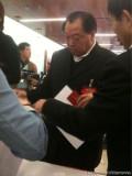 活动评委许海峰