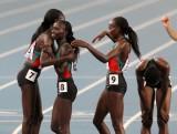 肯尼亚军团庆祝