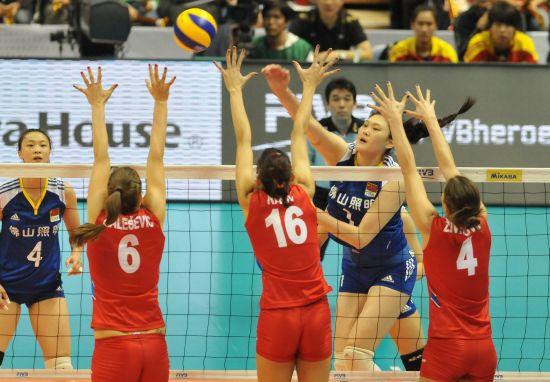 中国3-1塞尔维亚