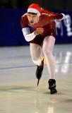 杨帆在10000米决赛中