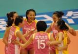 北京球员庆祝得分