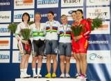 德国女团竞速夺冠