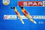 钟杏平和李丹在女双决赛