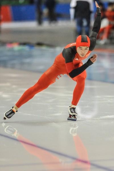 亚洲无码区大于500_当日,在长春进行的2012/2013国际滑联速度滑冰世界杯亚洲区赛男子500