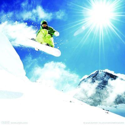 如何滑雪步骤流程图
