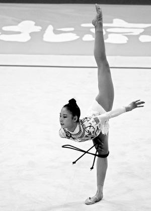 好运北京艺术体操赛战罢首日中国集体全能暂列第四