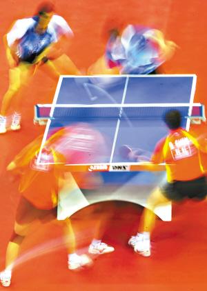 乒球男队下月集训备战世乒赛刘国梁为自己留有后路