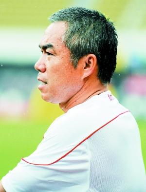 十年后朱波重返深足 老总称谢峰仍是主帅第一人选