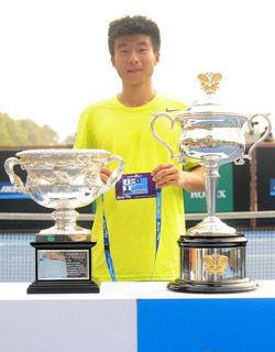吴迪外卡赛夺冠进澳网男单正赛成大陆男网第一人