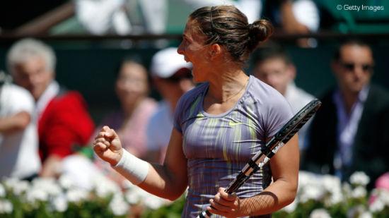埃拉尼(图片来源:WTA中文官网)