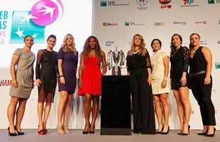 WTA总决赛抽签李娜避开小威遇阿扎埃拉尼扬科