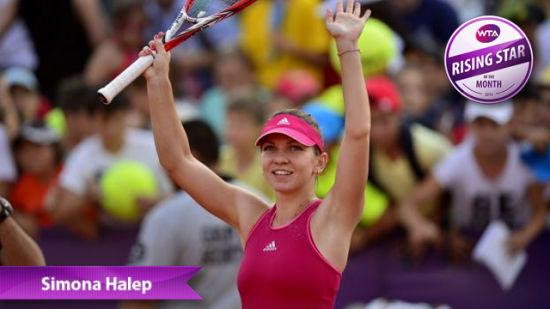 哈勒普当选WTA七月最佳新秀