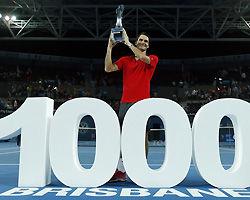 费德勒直言1000胜意义重大乐观面对澳网盼夺冠