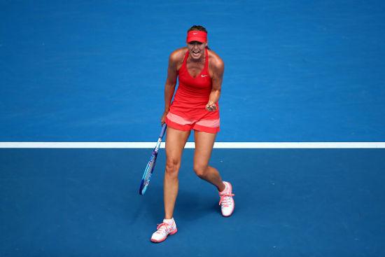莎娃挺进澳网女单决赛将战小威