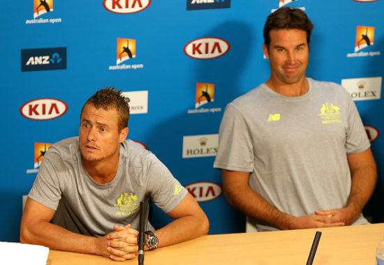 休伊特表示将在明年澳网后退役