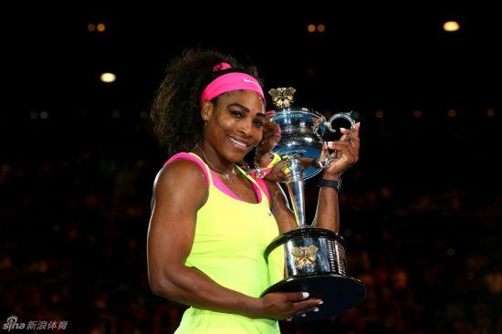 小威成为澳网最年长女单冠军